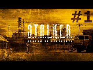 S.T.A.L.K.E.R Тень Чернобыля #1 (И снова в зоне)
