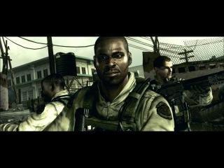 [Coop] Resident Evil 5 - Серия 4: Спасибо, Джош...
