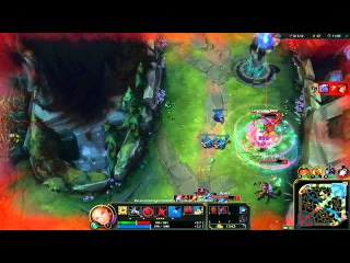 League of Legends  - MOBA битвы - 019