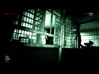 Outlast #4 - Тюрьмаааааааааа