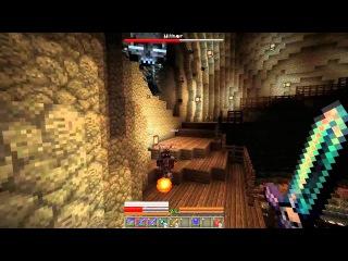 Minecraft [прохождение карты] #4 - Битва клонов