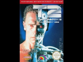 Terminator 2 - Judgment Day NES Gameplay Longplay (Полное прохождение)