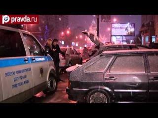 В Москве расстреляли экипаж ДПС