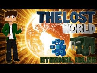 Minecraft - The Lost World #6 - Поход в подземелье