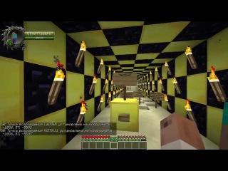 Minecraft [прохождение карты] #1 - Мистик и Лаггер :D
