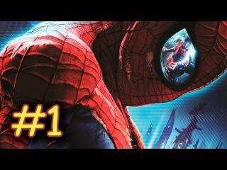 Прохождение Spider-man Edge of Time эпизод 1