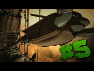 Черепашки Ниндзя (TMNT: The Video Game) - Прохождение: Часть 5