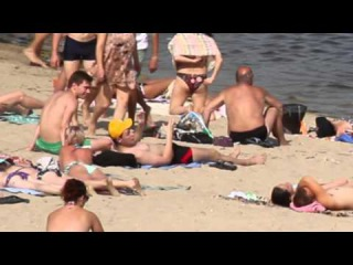 Пранк / Секс на пляже [GoshaProductionPrank]
