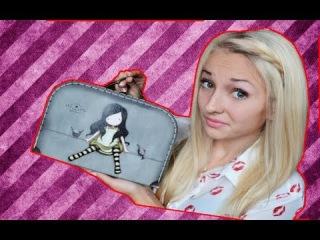 Show for girls: Хранение моей косметики, моя косметика + мой макияж