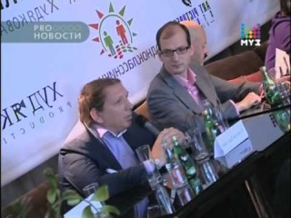 Пресс-конференция фильма Одноклассники.ру