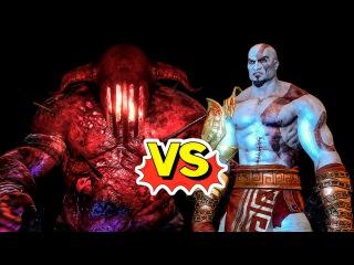 God of War 3 Remastered PS4 - БОЙ С АИДОМ (играю #4)