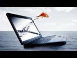 Что будет если ноутбук утопить в ледяной воде?