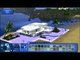 Симс 3 строительство дома