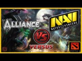 Финал WePlay.tv NaVi vs Alliance #5 (10.11.2013) WePlay.tv Dota 2 (RUS)  (Решающий матч)