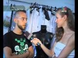 Репортаж с примерки Music Hayk (канал МУЗ-ТВ)