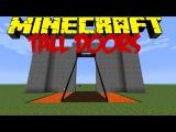 Обзор модов Minecraft # 23! Разводной мост, двери и многое другое (Tall Doors mod)