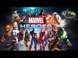 Marvel Heroes бесплатная online игра - Первый взгляд