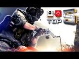 ТОП 5 Удачных моментов Battlefield - Часть 9