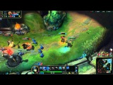 League of Legends  - MOBA битвы - 011
