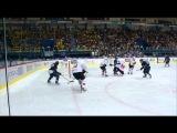 Первый русский гол Медвешчака / Pugolovkin scores Medvescaks firts russian goal