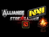 Alliance vs NaVi (10.12.13)  Starladder 8 Dota 2 (RUS) SLTV