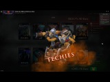 ROTK vs XBOCT ALL-STARS Match (With Techies) Dota 2 RUS