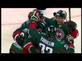 Первый гол Артёма Михеева в КХЛ / Artyom Mikheyev first KHL goal
