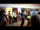 Карина Кокс в Киеве - кастинг танцоров