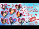 Happy Valentine's Day Youtube ❤ Макс Браун