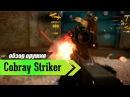 Обзор оружия Warface: Cobray Striker за кредиты