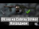 Warface. Обзор на наградной Cobray Striker