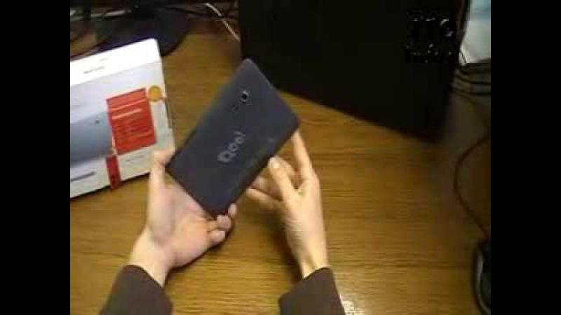 Обзор планшета 3Q q pad RC0718C. Планшет для ребенка.