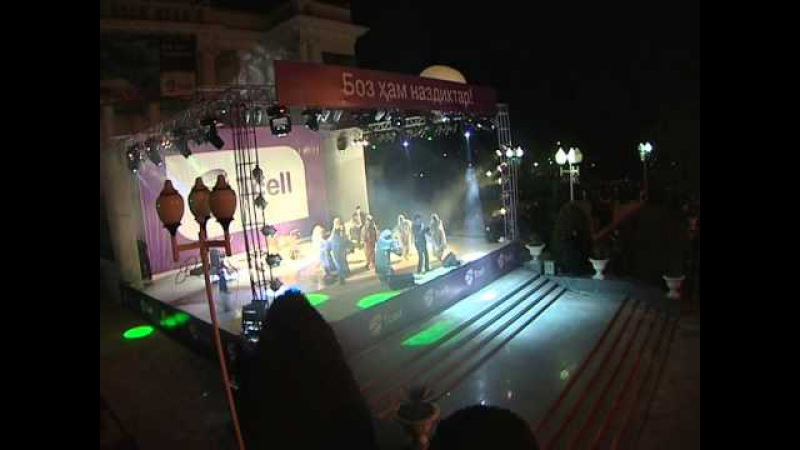 Зикриоллох Хакимов Консерти Tcell Zikriolloh Hakimov Concert Tcell