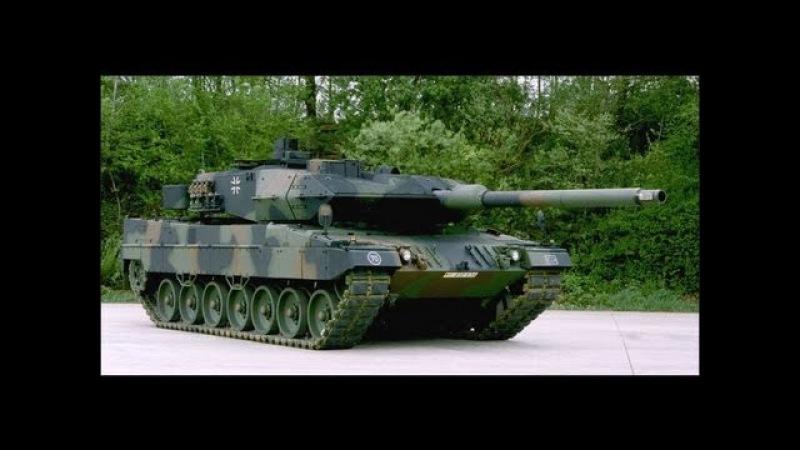 Военная тайна - Танки M1 Абрамс, Леопард 2A6, AMX-56 «Леклерк»