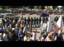 Максимум в Украине: Драки на гей-параде в Киеве