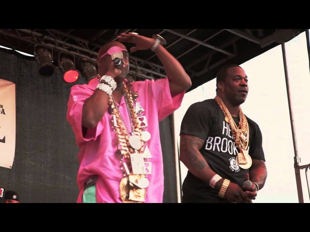 Busta Rhymes Slick Rick || Children's Story || BHF 2012 [OFFICIAL VIDEO]
