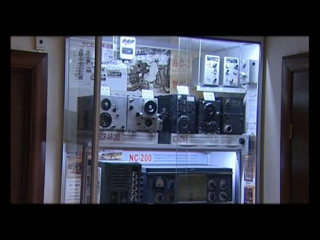 Радиомузей РКК. Средства связи двух мировых войн