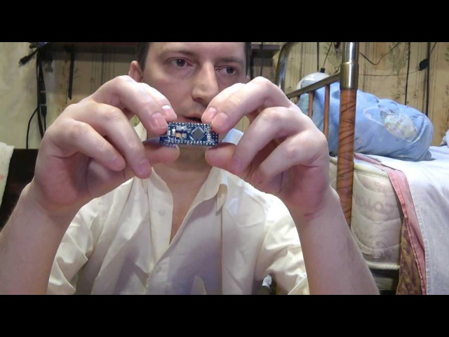 Arduino Nano Meduino Enchancement (3.3/5V adjustable)16MHz MEGA328