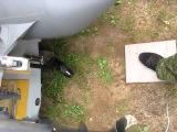 Лодочный электромотор с дистанционным управлением