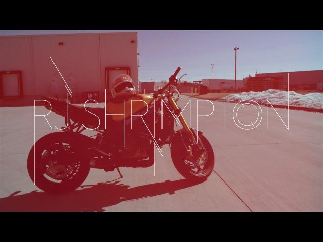 Wheelie Wednesday w/ RJ Shrimpton - Motorcycle Stunt Riding