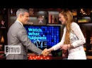 "Lindsay Lohan Teaches Andy Cohen ""The Parent Trap"" Handshake!"