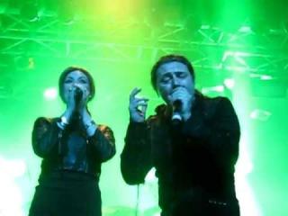 Kamelot - Sailormans Hymn live in Kraków, Klub Studio / Fabio and Elize