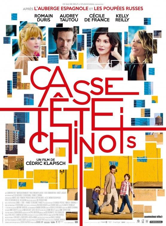 Kiniška dėlionė / Chinese Puzzle / Casse-tête chinois (2013) Online žiūrėti online