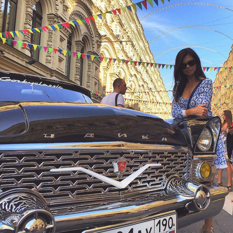 Алёна Бунина | Москва