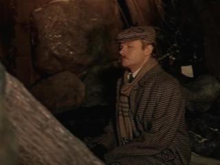 Шерлок Холмс и доктор Ватсон: Собака Баскервилей (2-я серия) (1981) (криминал, детектив)