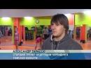 Северские черлидеры на региональных соревнованиях в Омске