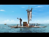 Моряк и Смерть (Смешной мультфильм про смерть, Dji. Death Sails)
