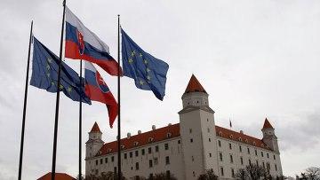 Санкции Запада и позиция Словакии                                              Внутренние и внешние противоречия