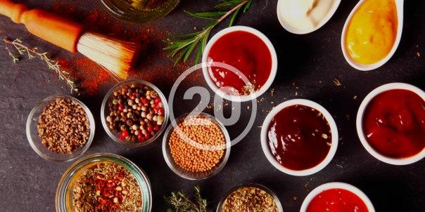 РЕЦЕПТЫ: 20 соусов к шашлыку Выезд на природу без шашлыка как футбол без мяча.