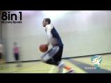 Новый крутой данк в баскетболе - / NBA new dunk Lost and Found basketball by Sudbury Ontario - Jordan Kilganon